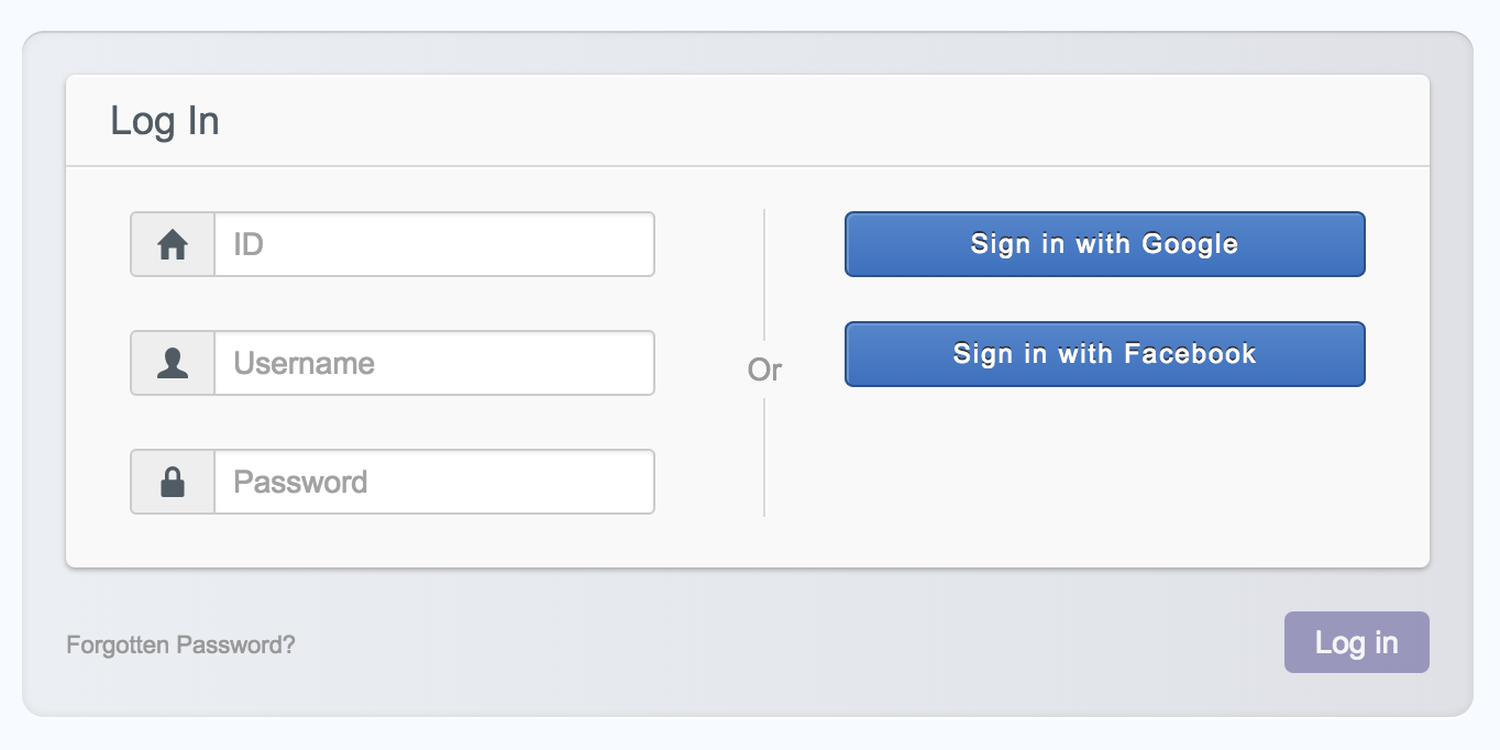 How do I sign in with a Facebook account? – Commusoft v4